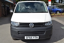 Volkswagen Transporter T32 Tdi Kombi LWB 102ps Startline 6 Seater Side Windows Tailgate No Vat 2.0 - Thumb 4