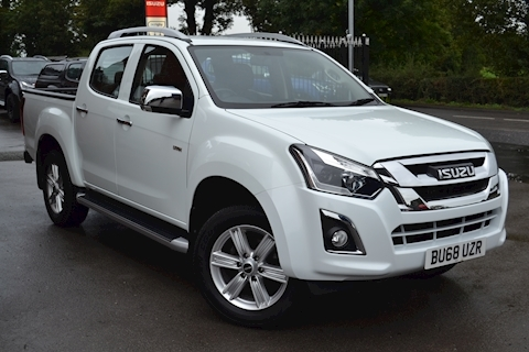 Isuzu D-Max Utah Euro 6 Double Cab 4x4 Pick Up 164