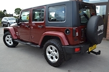 Jeep Wrangler Unlimited Sahara Removable Hardtop 2.8 - Thumb 1