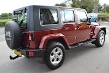Jeep Wrangler Unlimited Sahara Removable Hardtop 2.8 - Thumb 2