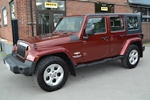 Jeep Wrangler Unlimited Sahara Removable Hardtop 2.8 - Thumb 4