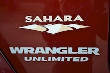 Jeep Wrangler Unlimited Sahara Removable Hardtop 2.8 - Thumb 5