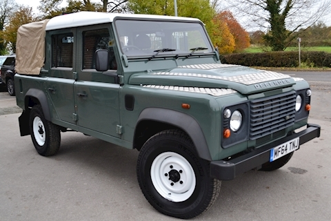 Land Rover Defender 110 Tdci Double Cab Pick Up NO VAT