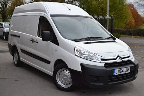 Citroen Dispatch 1200 L2H2 LWB High Roof Hdi