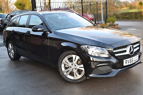 Mercedes-Benz C Class C 220 D Se Executive Edition Estate Euro 6