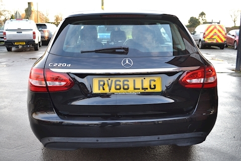 C Class C 220 D Se Executive Edition Estate Euro 6 2.1 5dr Estate Automatic Diesel