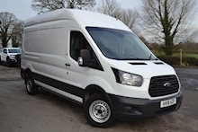 Ford Transit 350 L3 H3 130ps Euro 6 LWB High Roof 2.0 - Thumb 0