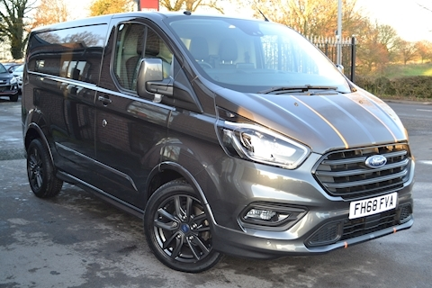 Ford Transit Custom 290 Sport 170 L1 H1 Euro 6 New Shape