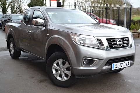 Nissan Navara King Cab Acenta Dci 4X4 Pick Up