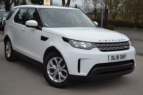 Land Rover Discovery Sd4 S 4WD 7 Seat Euro 6