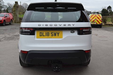 Discovery Sd4 S 4WD 7 Seat Euro 6 2.0 5dr SUV Automatic Diesel