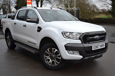 Ford Ranger Wildtrak 200 Tdci Double Cab 4X4 Pick Up