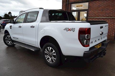Ranger Wildtrak 200 Tdci Double Cab 4X4 Pick Up 3.2 Pickup Automatic Diesel