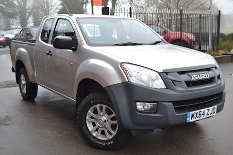 Isuzu D-Max Extended Cab Twin Turbo 4x4 Pick Up NO VAT