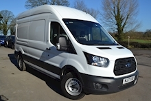 Ford Transit 350 L3 H3 130ps Euro 6 LWB High Roof RWD Air Con 2.0 - Thumb 0