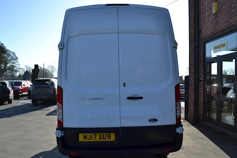 Transit 350 L3 H3 130ps Euro 6 LWB High Roof RWD Air Con 2.0 Panel Van Manual Diesel