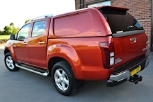 Isuzu D-Max Utah Double Cab 4x4 Pick Up Fitted Truckman Canopy 2.5 - Thumb 10