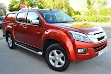 Isuzu D-Max Utah Double Cab 4x4 Pick Up Fitted Truckman Canopy 2.5 - Thumb 0