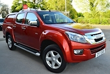 Isuzu D-Max Utah Double Cab 4x4 Pick Up Fitted Truckman Canopy 2.5 - Thumb 16