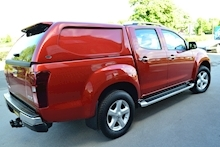 Isuzu D-Max Utah Double Cab 4x4 Pick Up Fitted Truckman Canopy 2.5 - Thumb 1