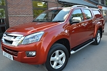 Isuzu D-Max Utah Double Cab 4x4 Pick Up Fitted Truckman Canopy 2.5 - Thumb 3