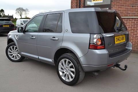 Freelander 2 XS SUV 2.2 Manual Diesel