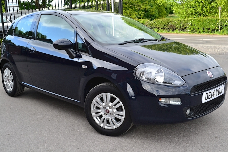 Punto Easy Hatchback 1.2 Manual Petrol