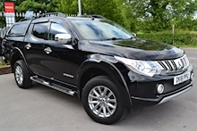 Mitsubishi L200 Barbarian 180ps DI-D Double Cab 4x4 Pick Up Fitted Glazed Canopy 2.4 - Thumb 0