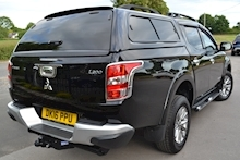 Mitsubishi L200 Barbarian 180ps DI-D Double Cab 4x4 Pick Up Fitted Glazed Canopy 2.4 - Thumb 2