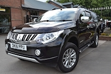 Mitsubishi L200 Barbarian 180ps DI-D Double Cab 4x4 Pick Up Fitted Glazed Canopy 2.4 - Thumb 3