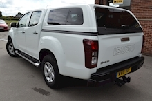 Isuzu D-Max Eiger Double Cab 4x4 Pick Up with Glazed Canopy 1.9 - Thumb 1