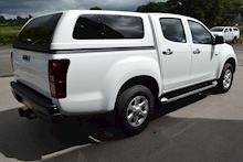 Isuzu D-Max Eiger Double Cab 4x4 Pick Up with Glazed Canopy 1.9 - Thumb 3