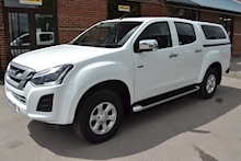 Isuzu D-Max Eiger Double Cab 4x4 Pick Up with Glazed Canopy 1.9 - Thumb 5