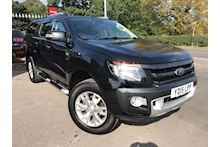 Ford Ranger Wildtrak 4X4 Double Cab Pick Up Fitted Glazed Canopy NO VAT 3.2 - Thumb 0