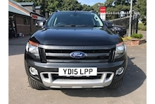 Ford Ranger Wildtrak 4X4 Double Cab Pick Up Fitted Glazed Canopy NO VAT 3.2 - Thumb 4