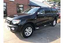 Ford Ranger Wildtrak 4X4 Double Cab Pick Up Fitted Glazed Canopy NO VAT 3.2 - Thumb 5