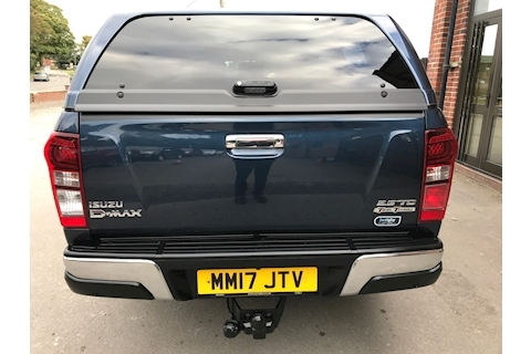 D-Max Td Utah Vision Double Cab 4x4 Pick Up 2.5 4dr Pickup Automatic Diesel