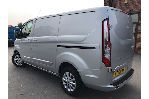 Transit Custom Limited Panel Van 2.0 Manual Diesel