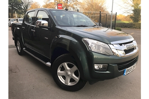 Isuzu D-Max Yukon Vision Double Cab 4x4 Pick Up Fitted Roller Shutter Lid