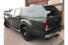 Isuzu D-Max Utah Vision Double Cab 4x4 Pick Up Fitted Canopy 2.5 - Thumb 1