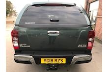 Isuzu D-Max Utah Vision Double Cab 4x4 Pick Up Fitted Canopy 2.5 - Thumb 2