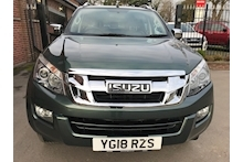 Isuzu D-Max Utah Vision Double Cab 4x4 Pick Up Fitted Canopy 2.5 - Thumb 4