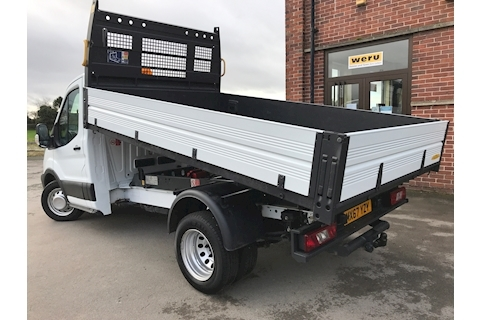 Transit 350 EcoBlue 130 PS Single Cab Tipper RWD L3 H1 EURO 6 DRW 2.0 2dr Tipper Manual Diesel