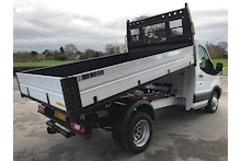 Ford Transit 350 EcoBlue 130 PS Single Cab Tipper RWD L3 H1 EURO 6 DRW 2.0 - Thumb 2