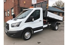 Ford Transit 350 EcoBlue 130 PS Single Cab Tipper RWD L3 H1 EURO 6 DRW 2.0 - Thumb 3