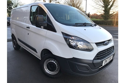 Ford Transit Custom 2.0 TDCi 290 105 Ps L1 H1 Swb Low Roof Euro 6
