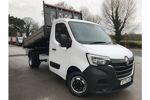 Renault Master ML35TW dCi 130 ps Business Twin Wheel RWD New shape Euro 6