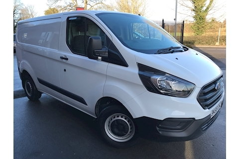 Ford Transit Custom 300 EcoBlue L1 H1 Euro 6 New Shape
