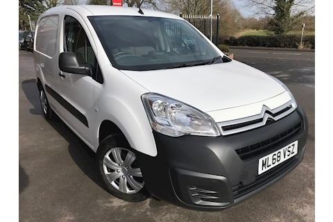 Citroen Berlingo 100 ps BlueHDi 850 Enterprise L1h1 Euro 6