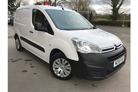 Citroen Berlingo BlueHDi 850 Enterprise L1 100ps Euro 6